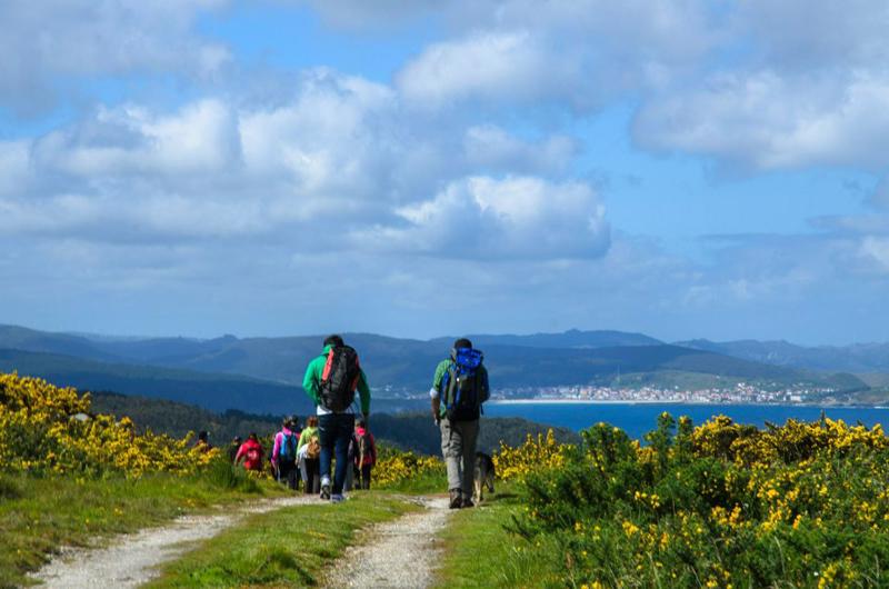 O Camiño dos Faros, Galicia