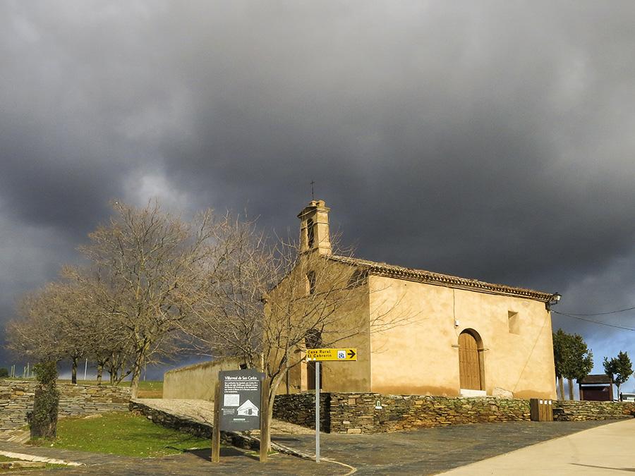 Ermita de Villarreal de San Carlos