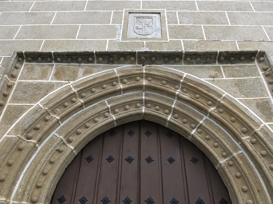 Iglesia Parroquial de Serradilla