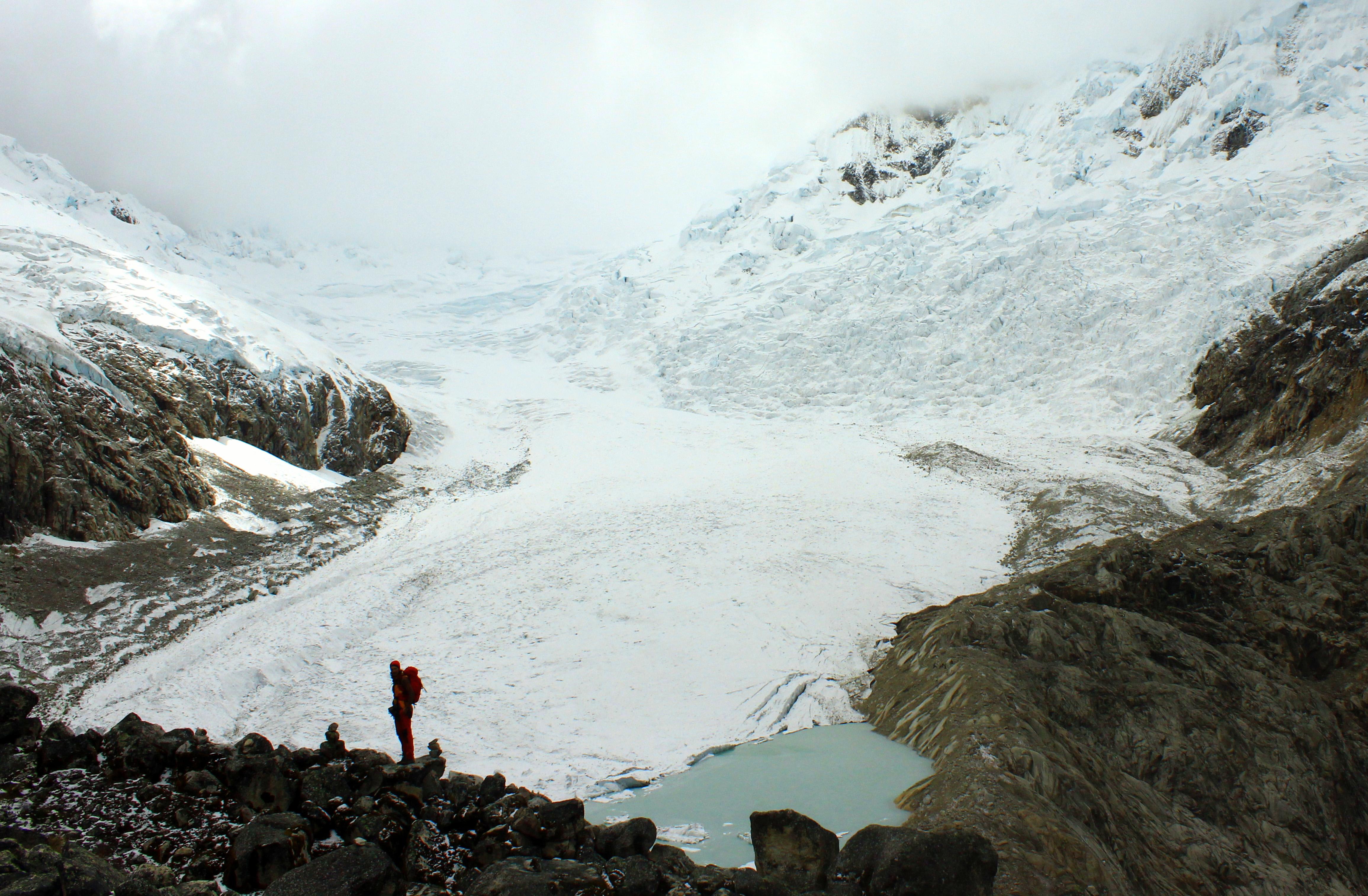 La Cordillera Blanca del Perú