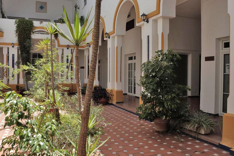 Hotel Puente del Rey- Marismas del Rocío