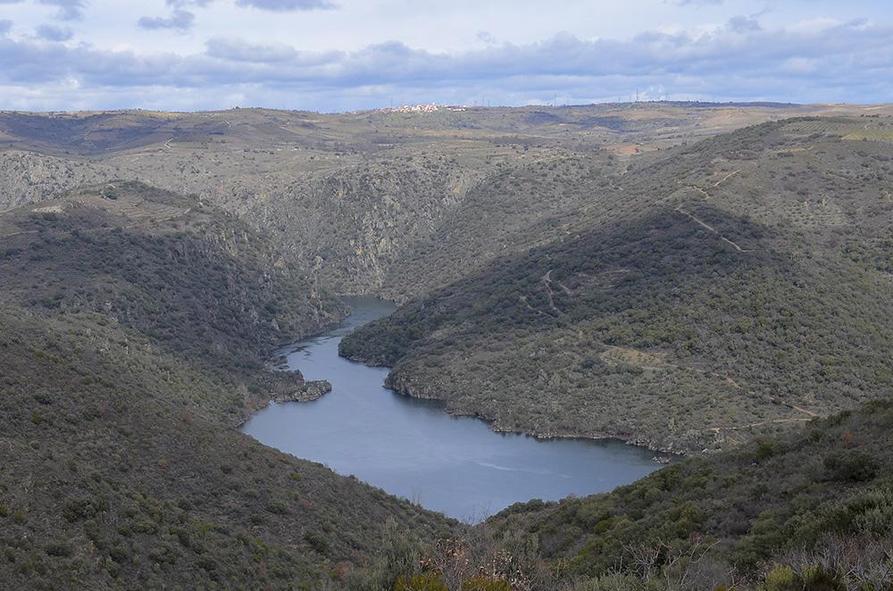 Frontera Portugal, Los Arribes del Duero, Salamanca