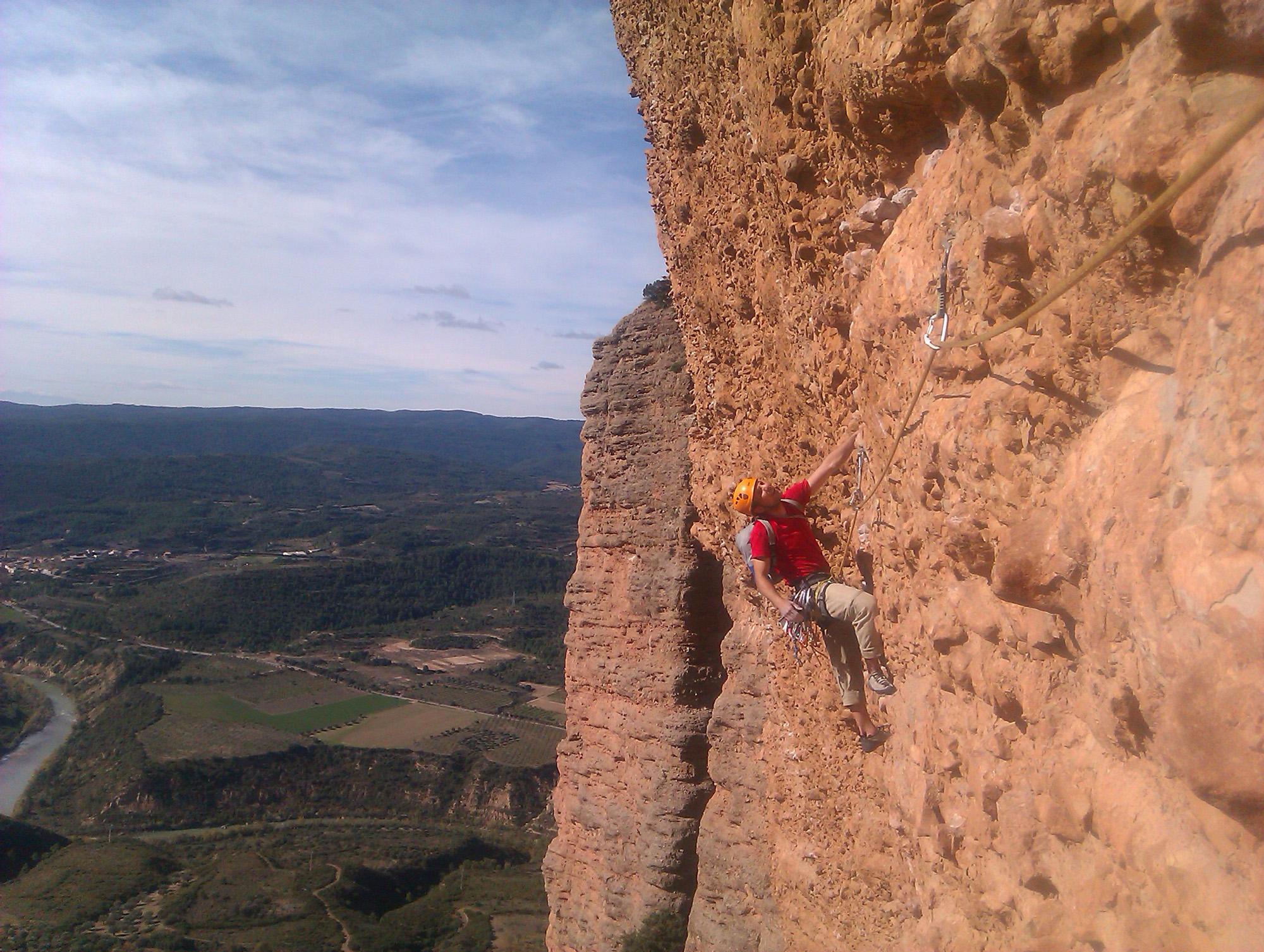 Escalada-Riglos-Huesca