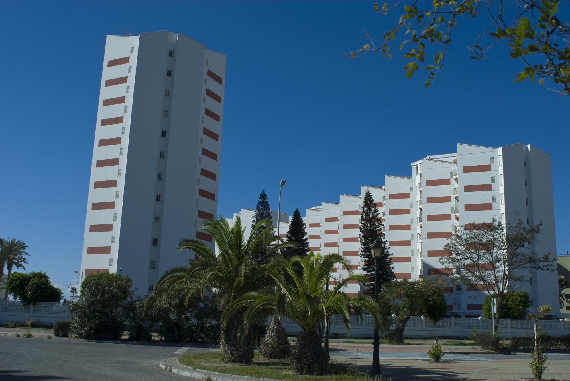 Apartamentos-La otra cara de Salobreña-Granada