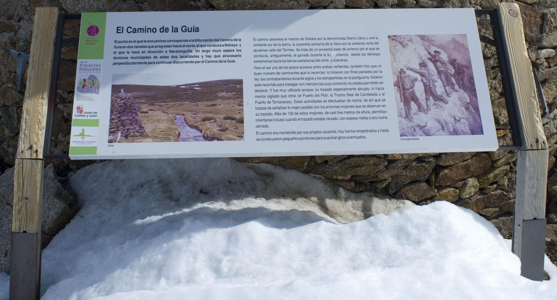 Refugio redondo-Sierra Llana-Gredos-Ávila