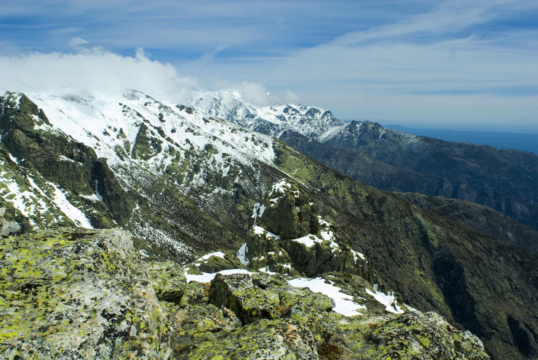 Vertiente sur de Sierra Llana-Gredos-Ávila