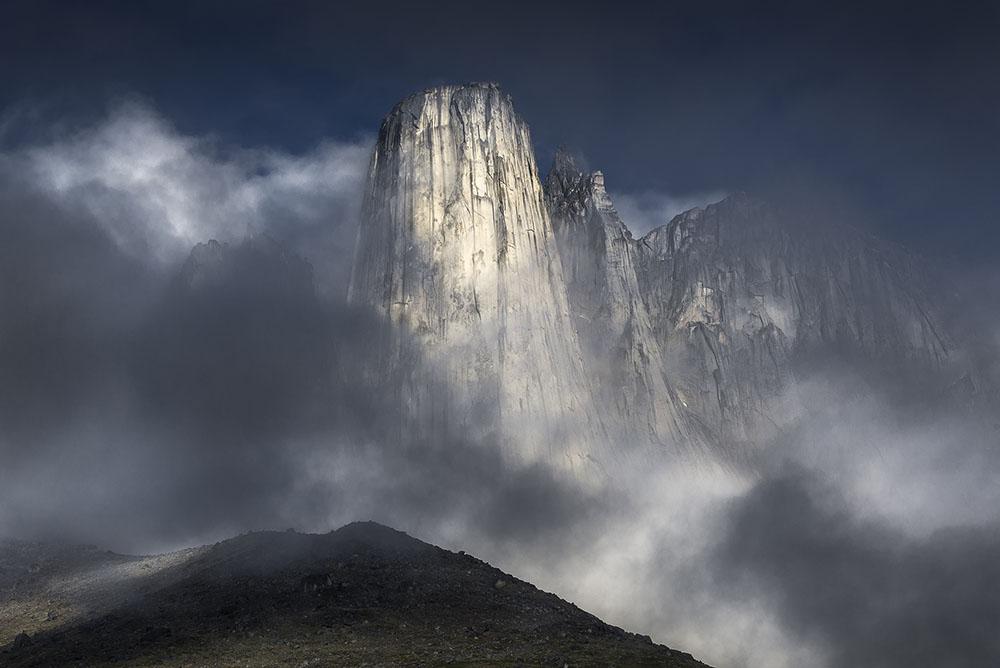FIRST GLIMPSE - MAX FOSTER (USA) - Mención de Honor: Paisaje de Montaña