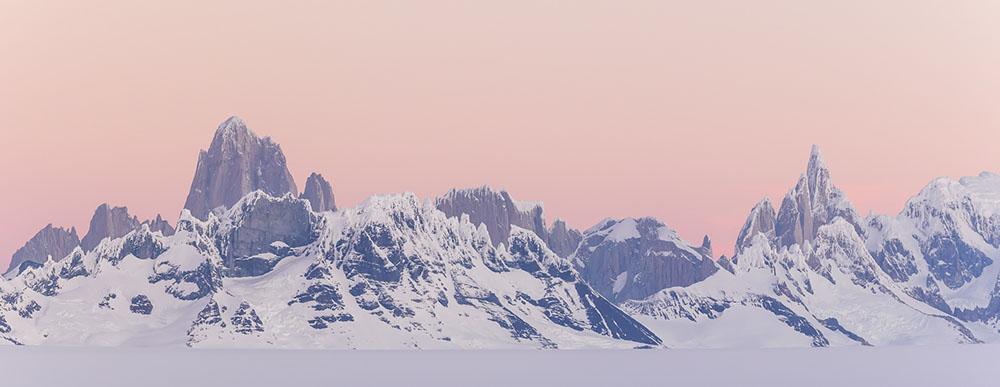 LOS COLMILLOS DE LA TIERRA - JOSÉ ALLENDE (ESPAÑA) - Mención de Honor: Paisaje de Montaña