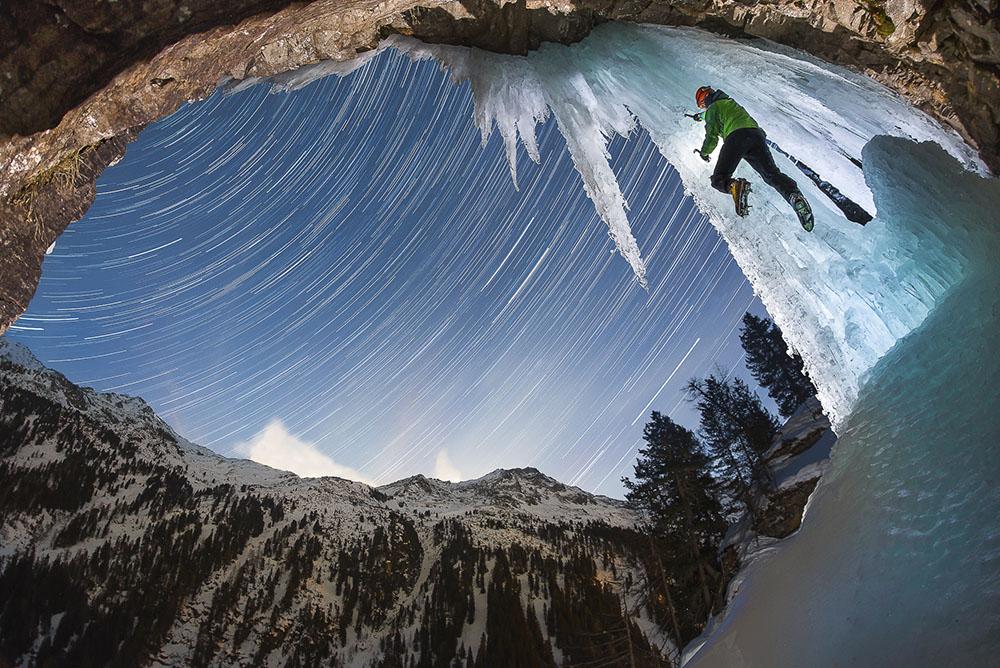 NORTHERN PORTAL - SEBASTIAN WAHLHUETTER (AUSTRIA) - Ganador: Alpinismo y Deportes de Invierno