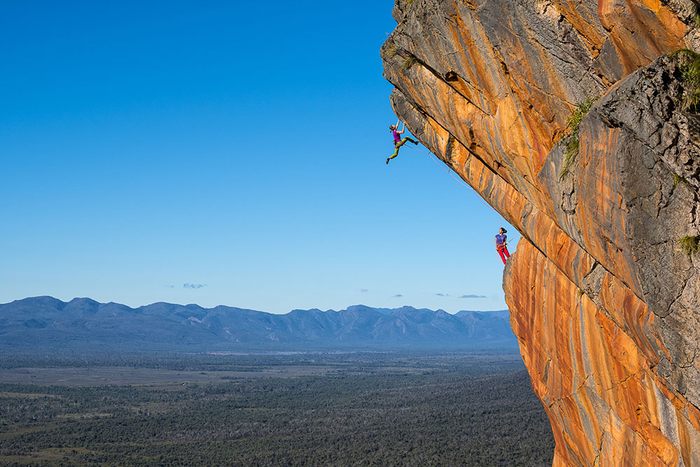 CLEAN CUTS - SIMON CARTER (AUSTRALIA) - Ganador: Escalada