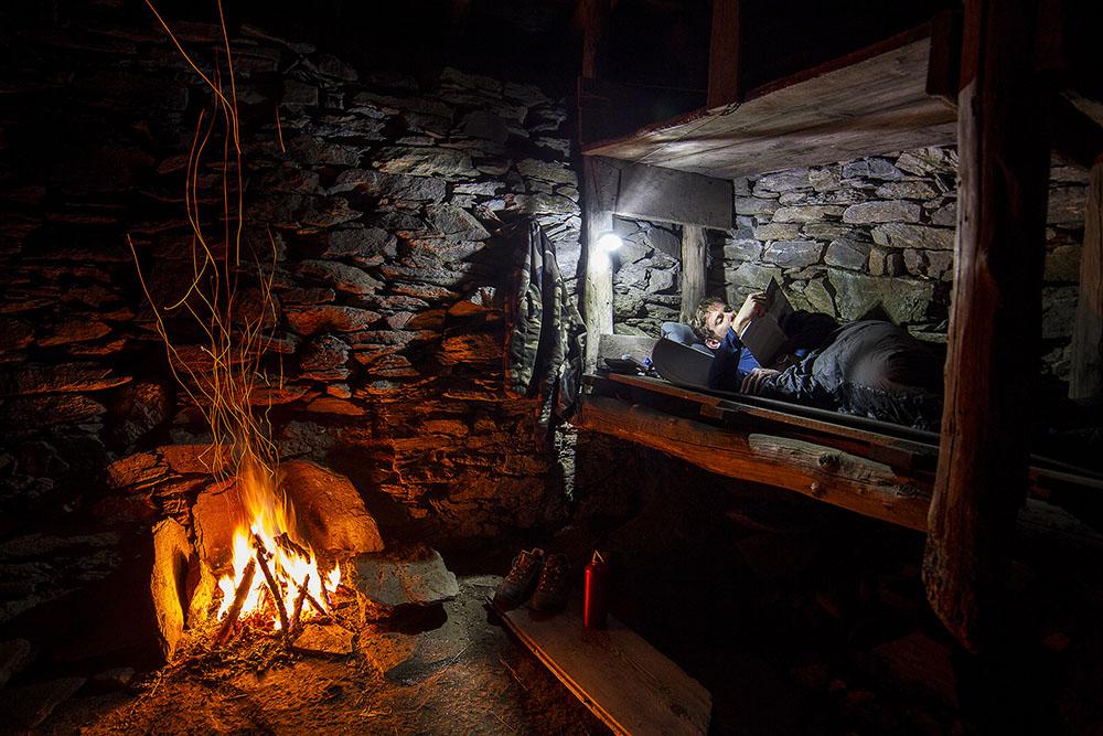 RELAX - PAOLO RAVASI (ITALIA) - Ganador: Hombre en Montaña-Naturaleza