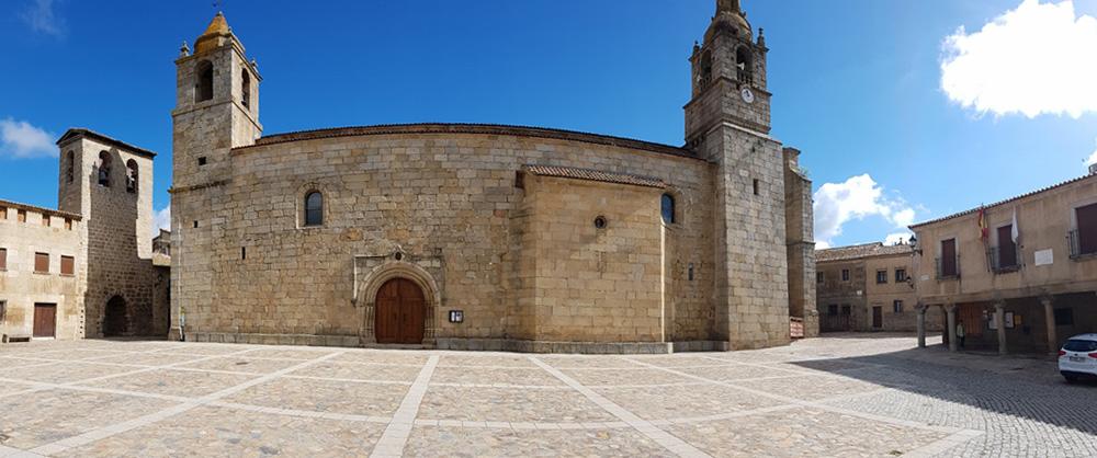 San Felice de los Gallegos, Puerto Seguro, Salamanca