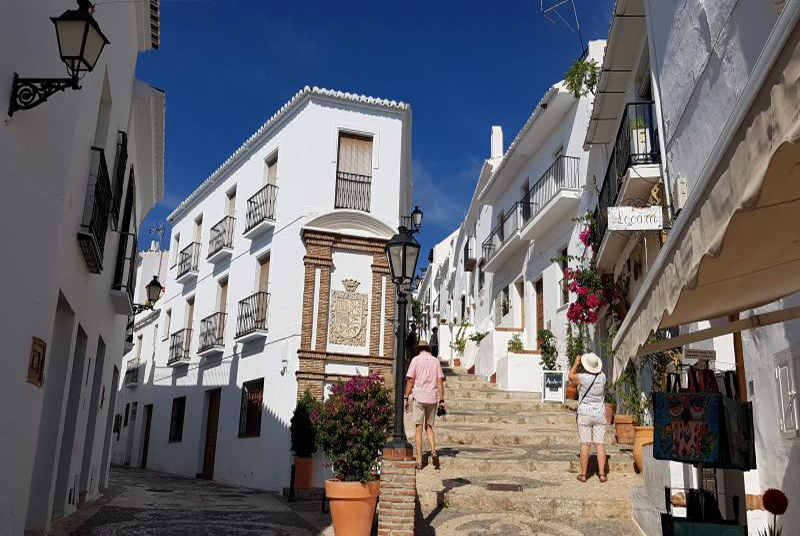 Frigiliana y Sierra de Almijarra-Málaga