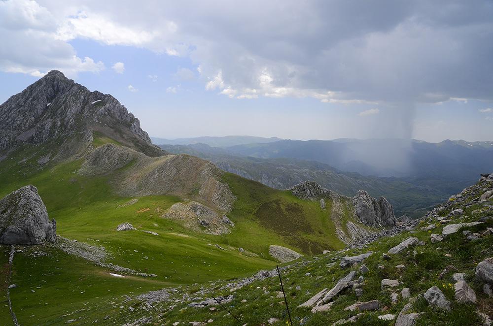 Ubiña Pequeña y Chubasco-Cordillera Cantábrica