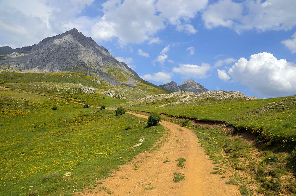 Las Ubiñas-Cordillera Cantábrica