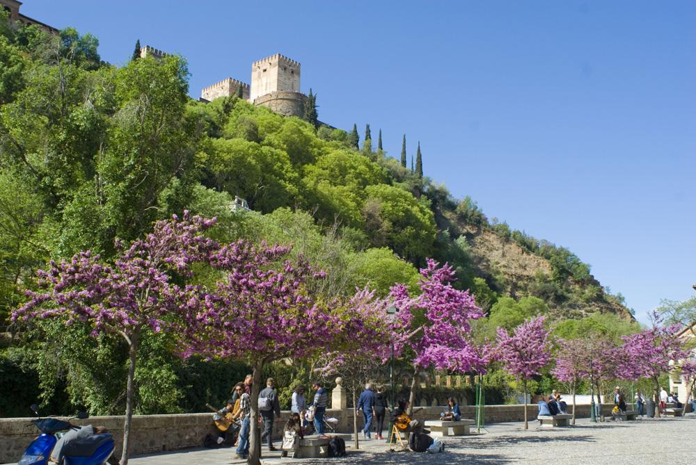 Paseo de Los Tristes-Granada