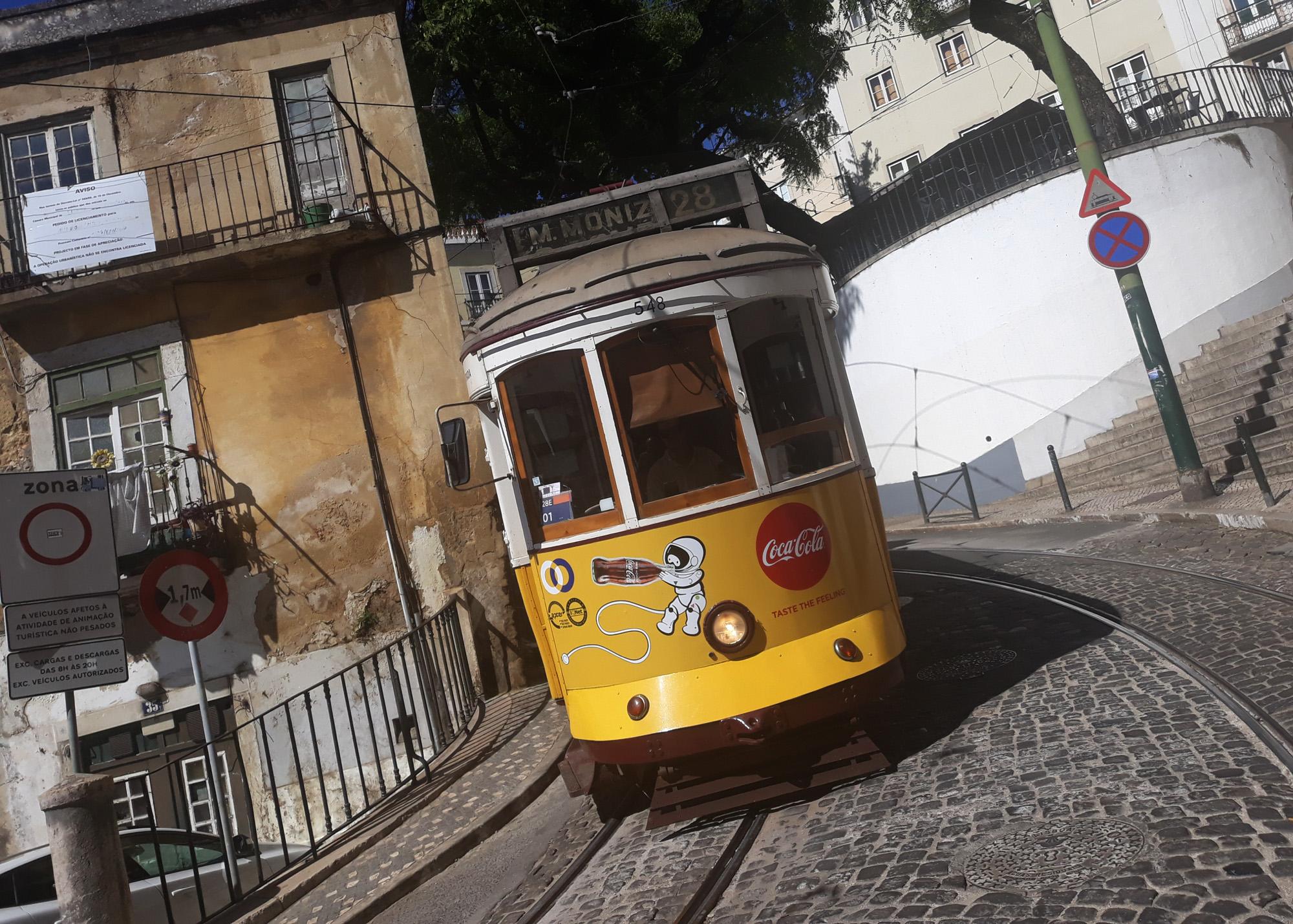 Lisboa-Vigo. Portugal