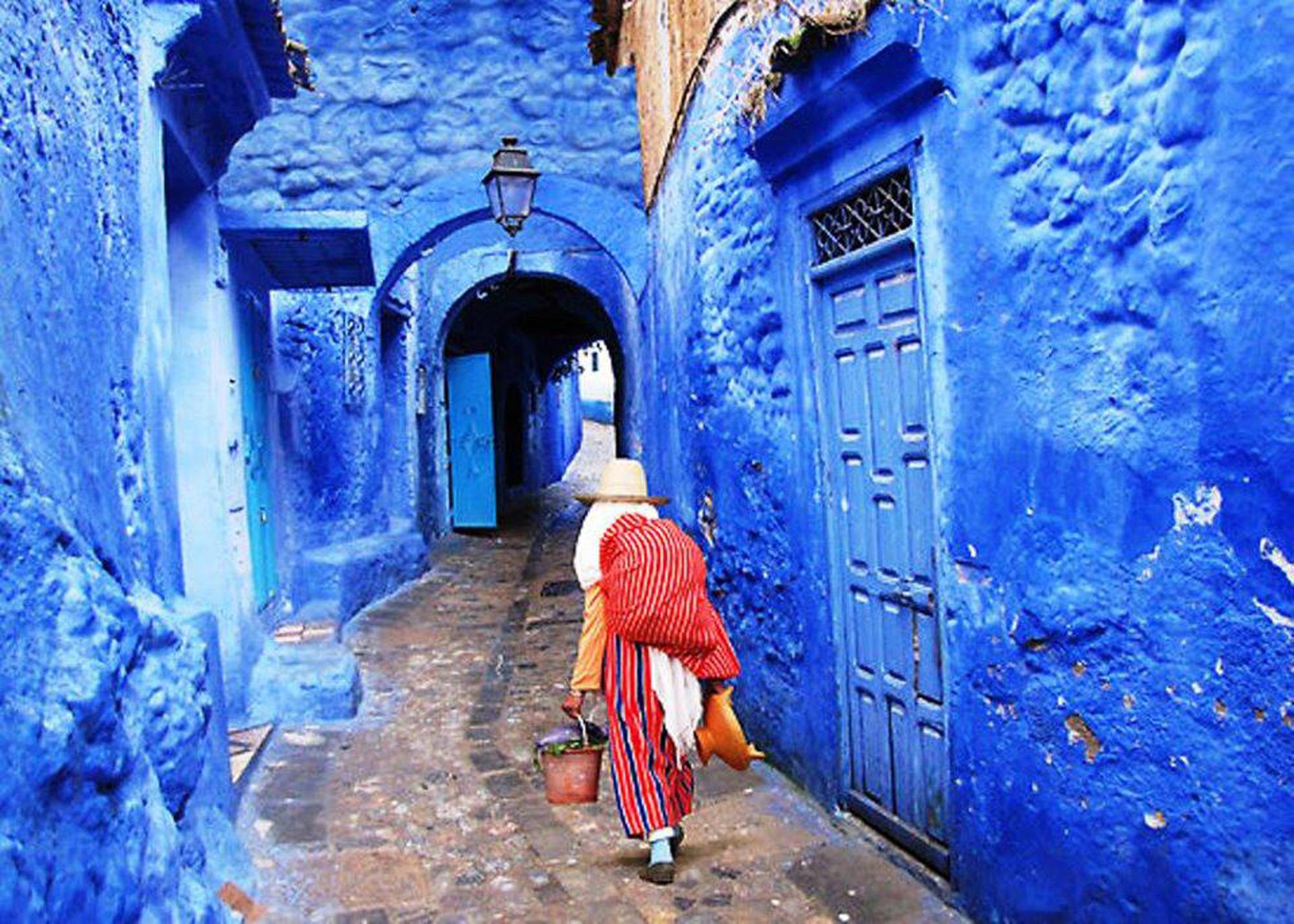 CHEFCHAOUEN - RIF-Marruecos