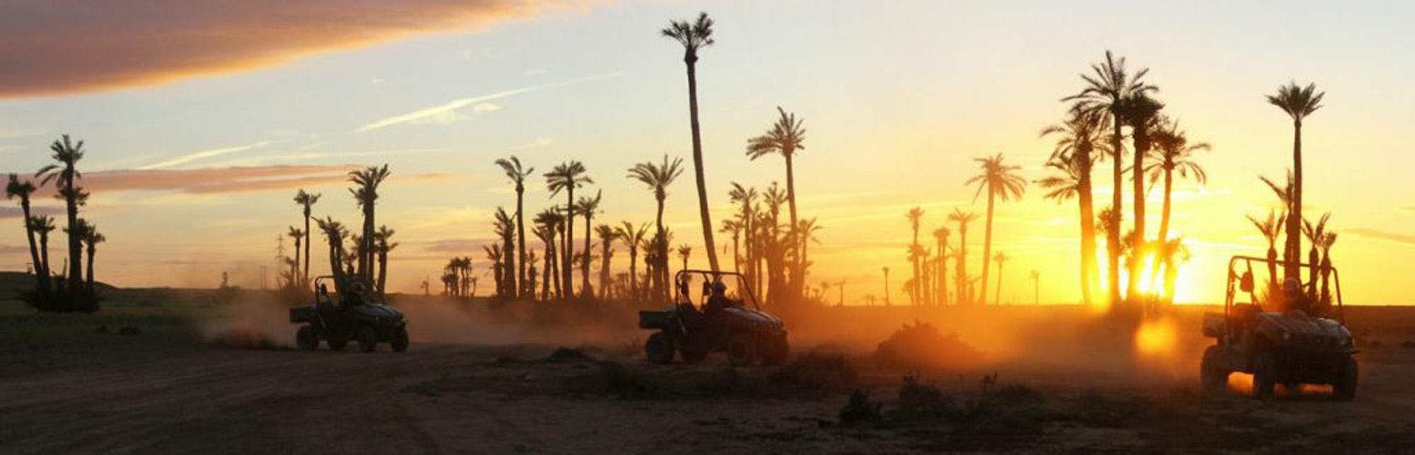 EXC EN QUAD-Marruecos