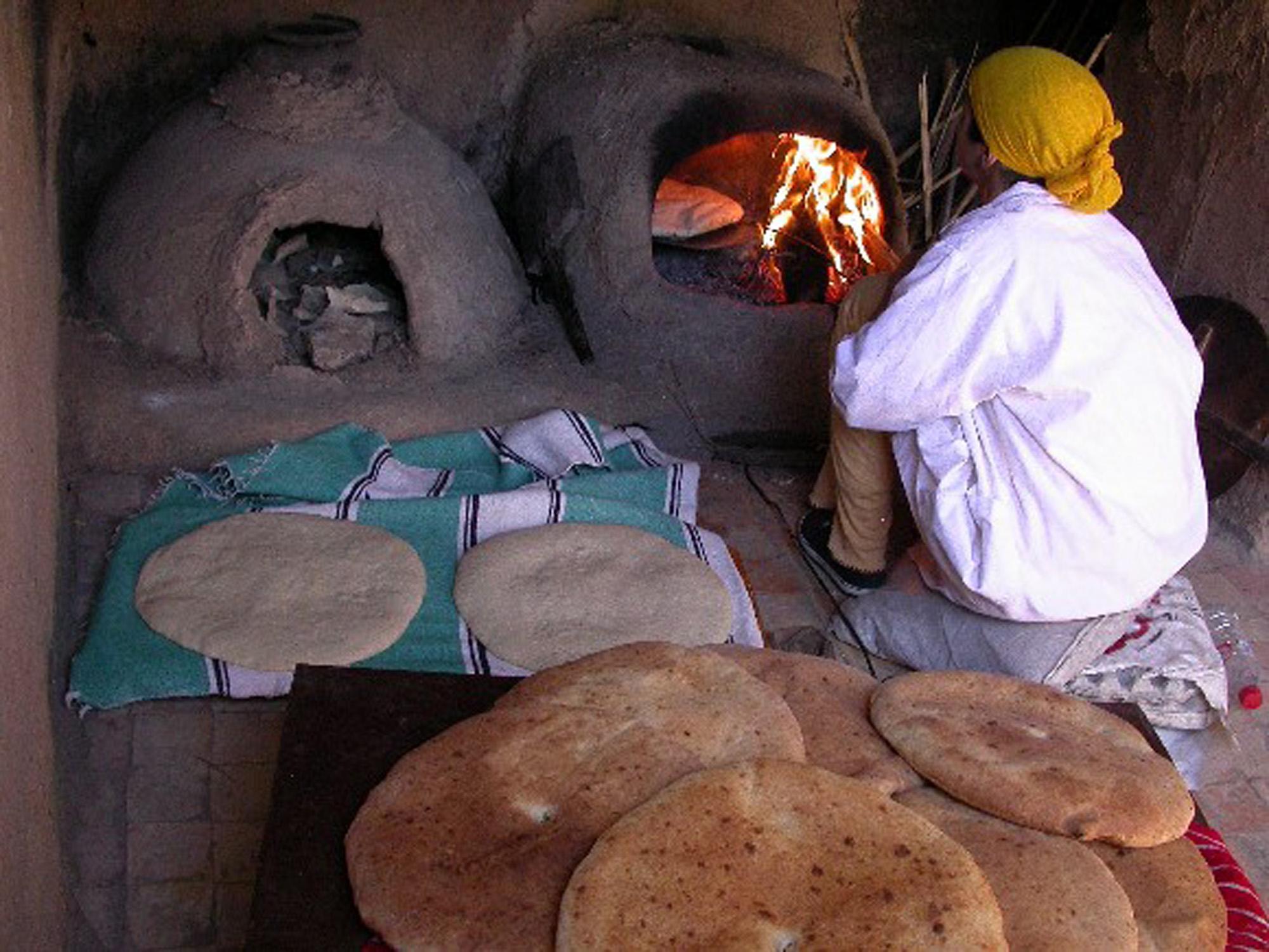 TALLER DE PAN-Marruecoas