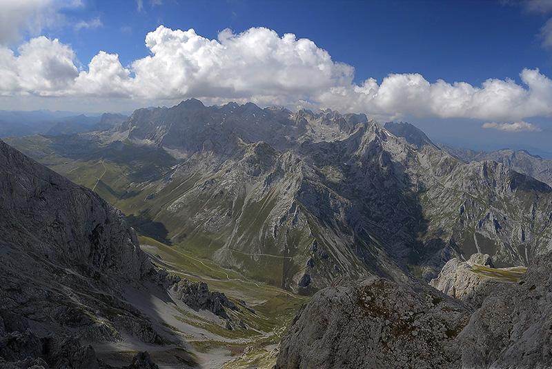 Macizo Central-Picos de Europa