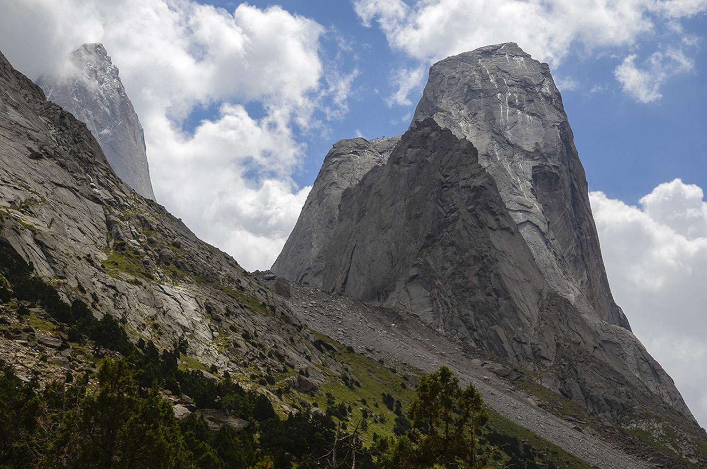 Usen 4.378m-Kirguistán