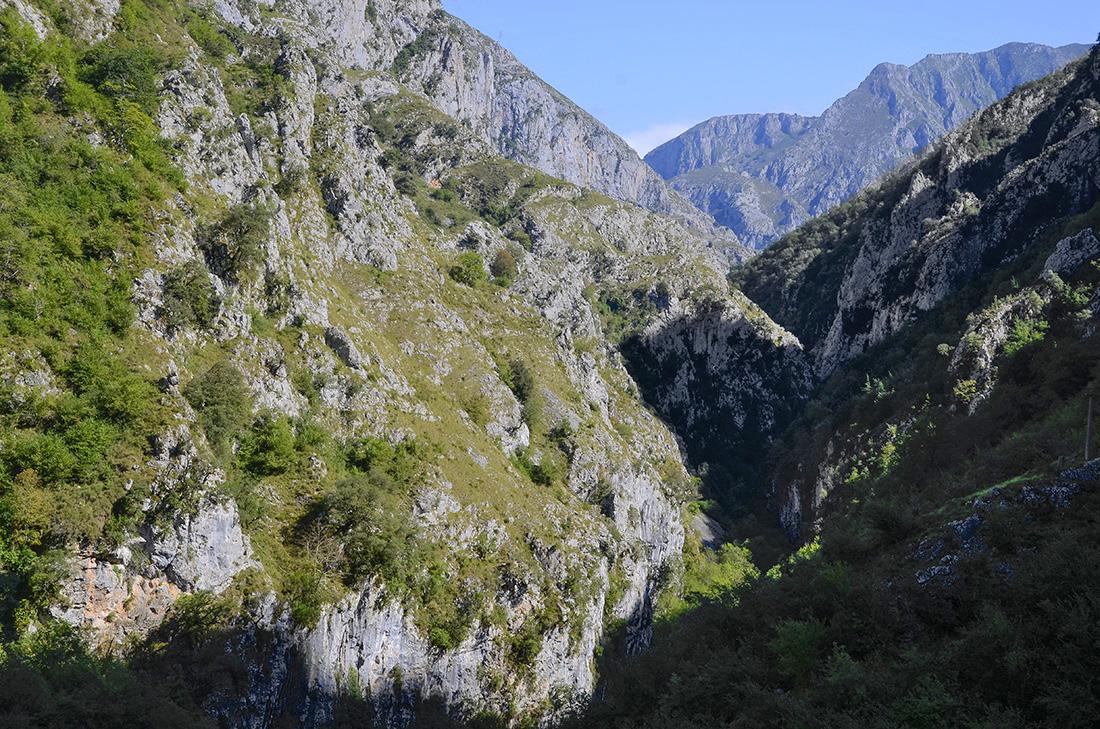 Cañón del Urdón-Cantabria