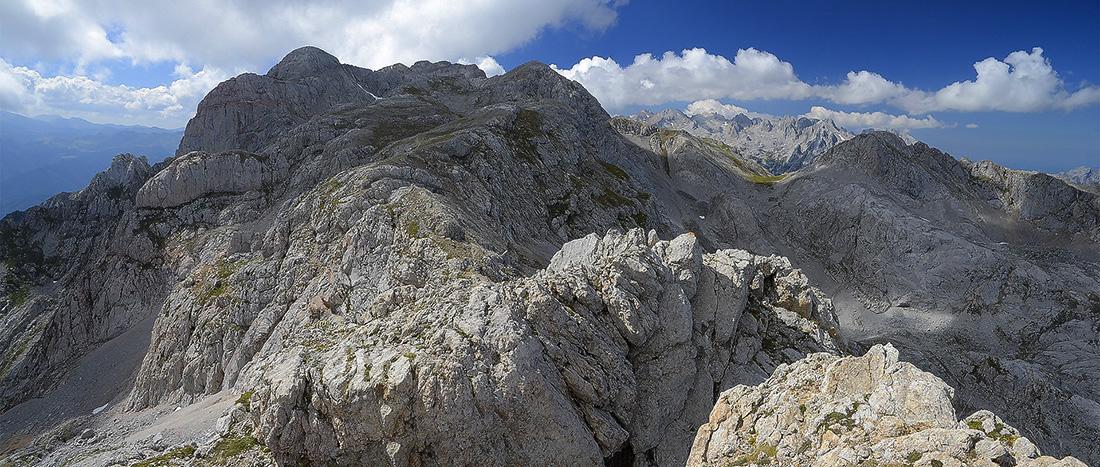 Cumbres de Ándara-Picos de Europa
