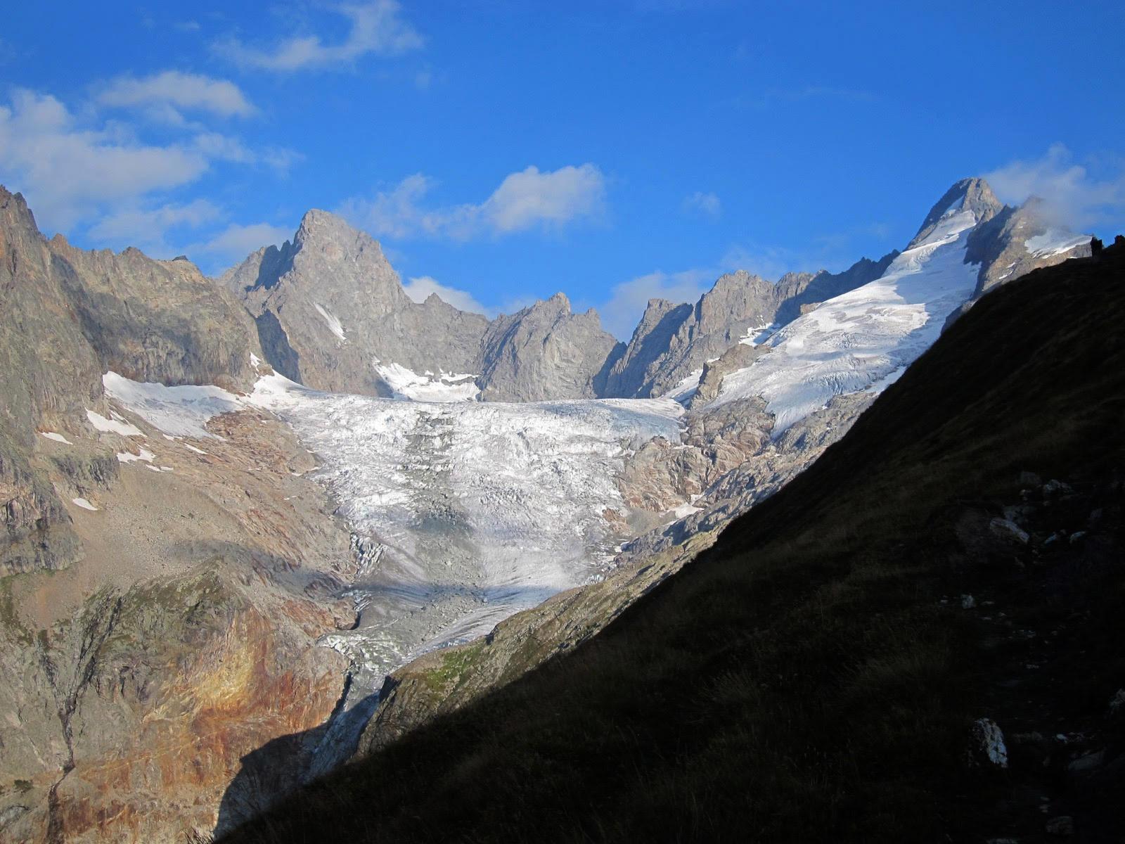 Tour del Mont Blanc-Alpes