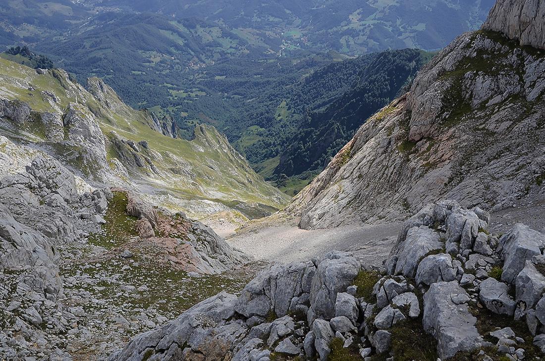 Canal Arredondas-Picos de Europa