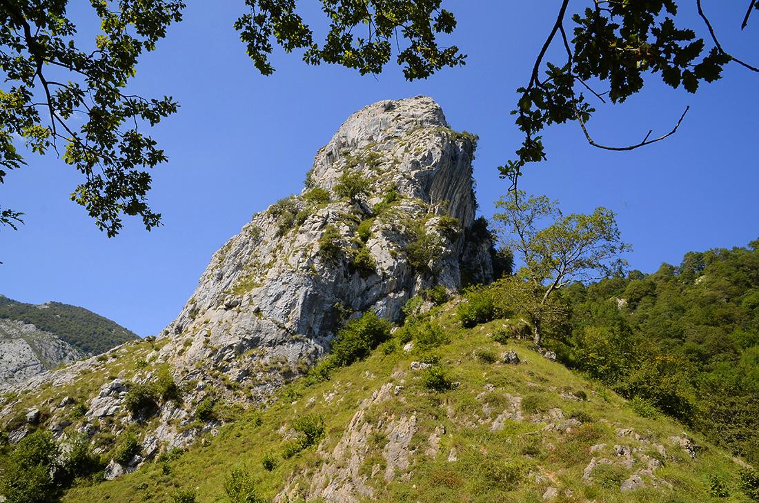Subida a Tresviso-Cantabria