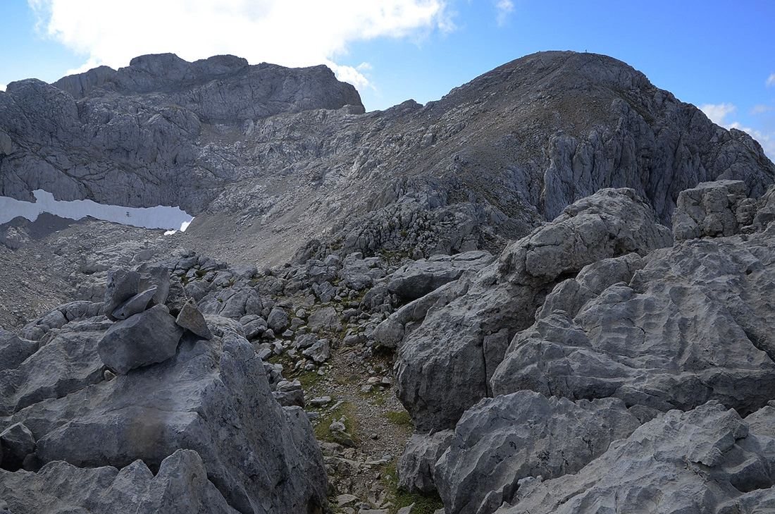 Pica del Jierro-Picos de Europa