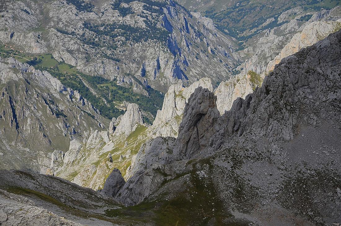 Collado Valdominguero-Picos de Europa
