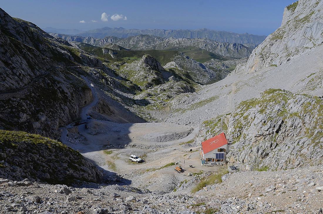 Casetón de Ándara-Picos de Europa