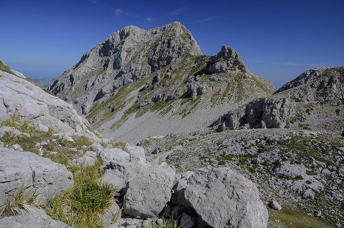Picos de Macondíu-Picos de Europa
