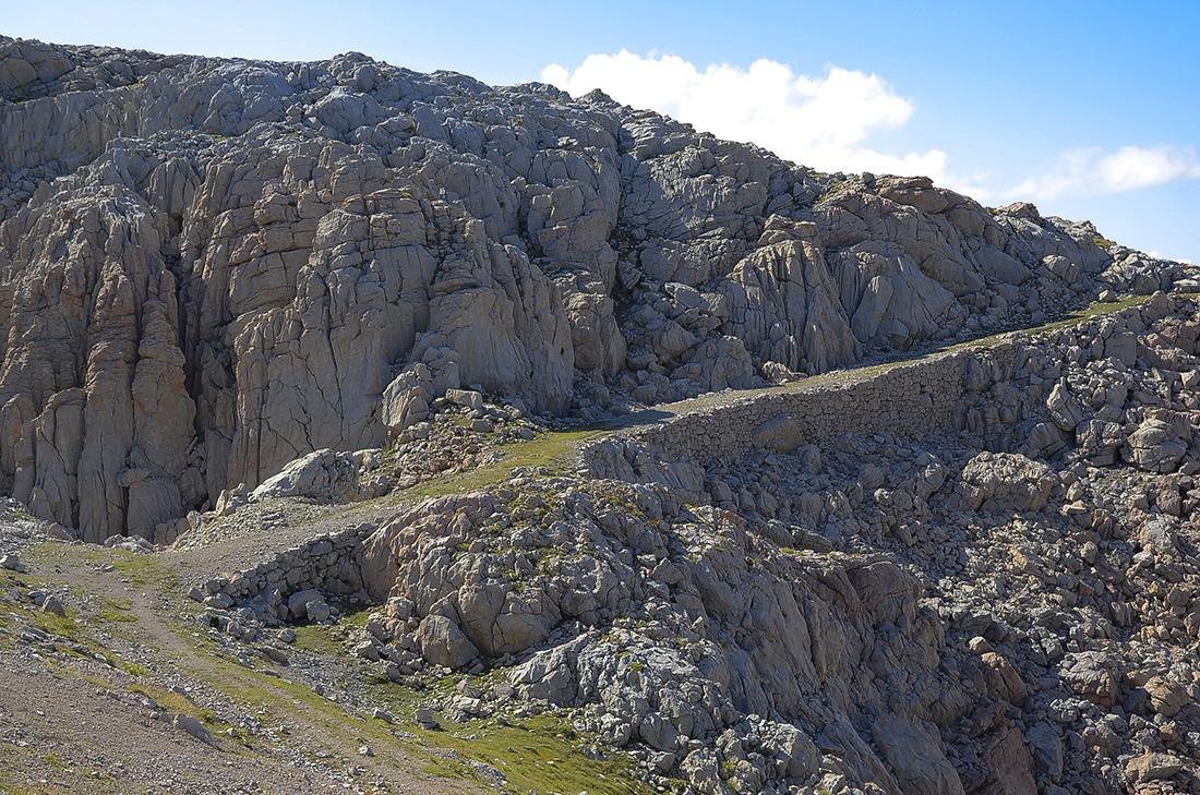 Camino minero-Picos de Europa