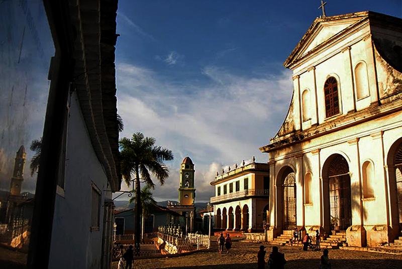 Arquitectura colonia-Cuba