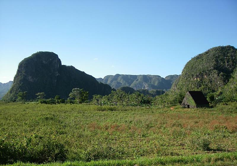 Parque Nacionales-Cuba
