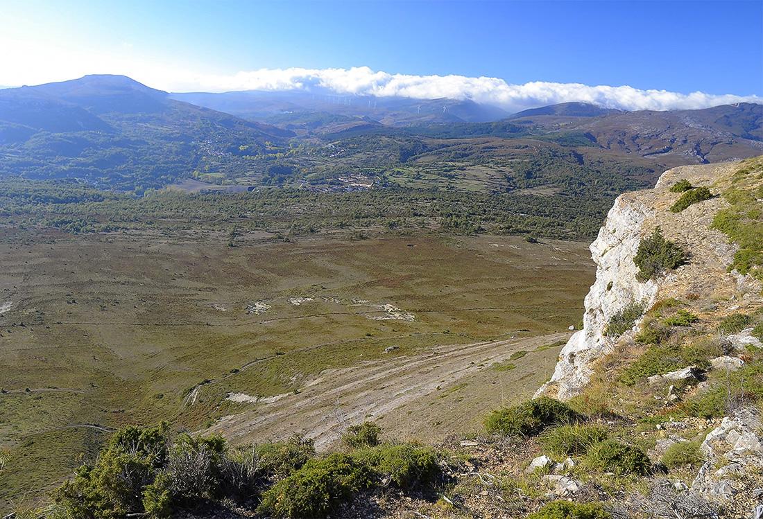 Valdeporres desde la Dulla-Burgos