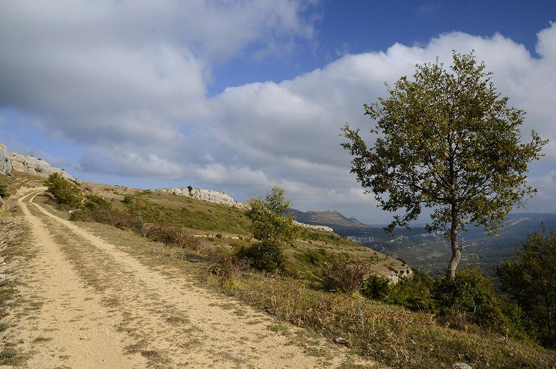 Cómoda subida-Burgos