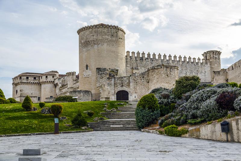 Castillo de Cuellar-Segovia