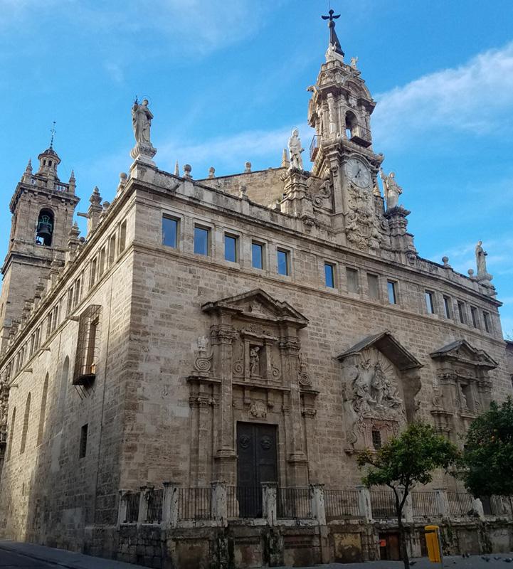 Arquitectura Barroca-Valencia