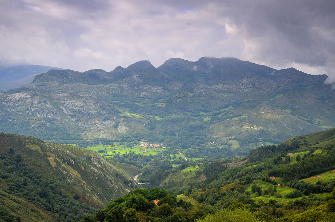 Sierra de Peña Sagra-Cantabria