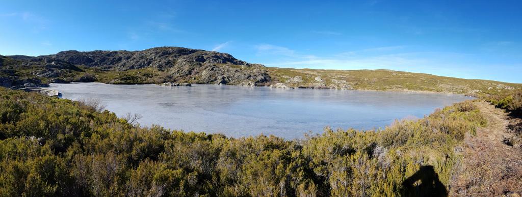 Lago de Sotillo. Parque Natural de Sanabria-Zamora