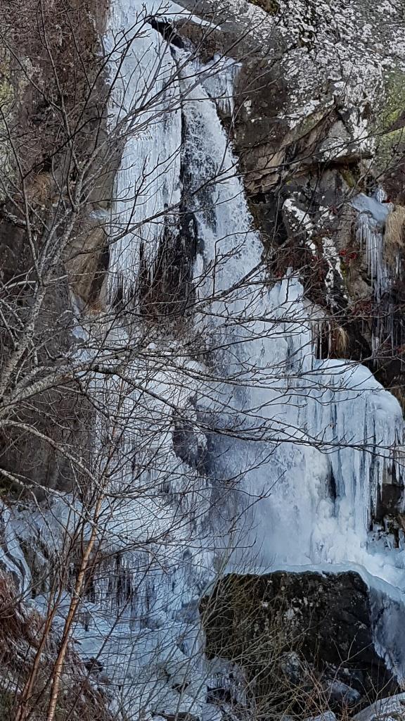 Cascada de Sotillo. Parque Natural de Sanabria-Zamora