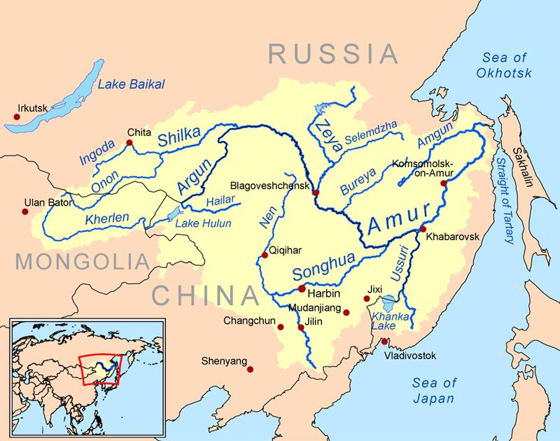 Provincia de Heilongjiang-China