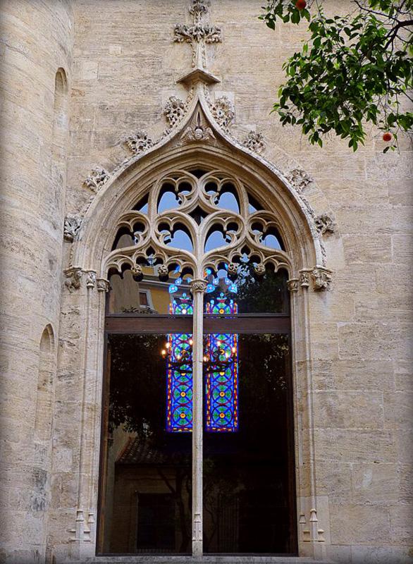 Arquitectura gótica-Valencia