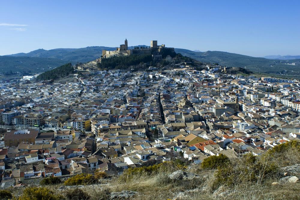 Alcalá la  Real-Jaén