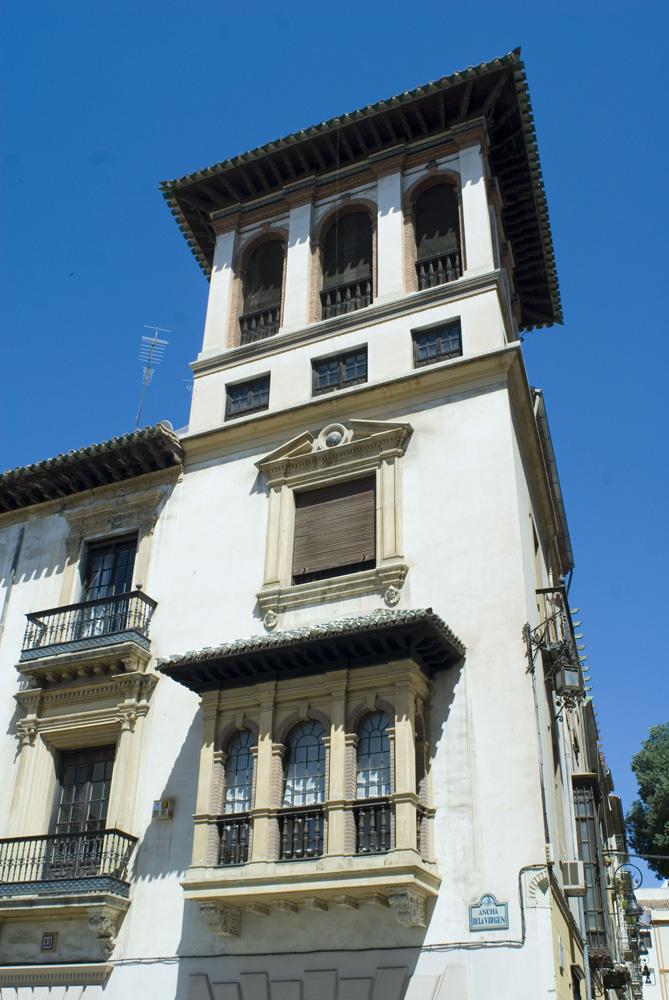 Arquitectura del siglo XVIII-Brio del Realejo-Granada