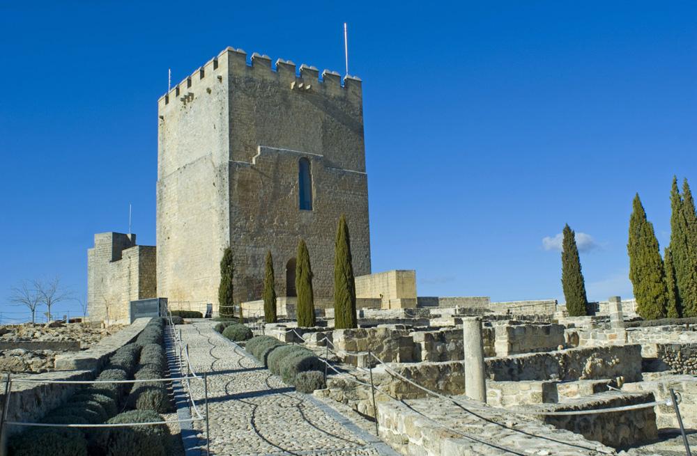 Castillo de la Mota-Alcalá la Real-Jaén